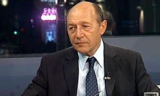 Basescu acuza un aranjament intre Ponta si Iohannis pe interimatul lui Oprea (Video)