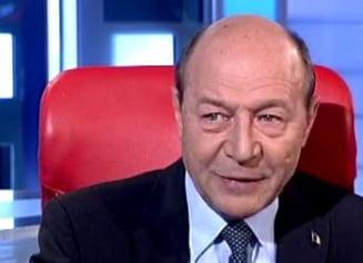 Basescu anunta ca va face plangere penala impotriva procurorului general interimar (Video)