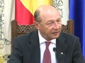Basescu anunta intrarea in Schengen in 2011 - probabil partiala