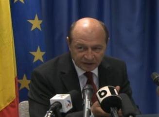 Basescu ataca Olanda pe Schengen: Nu Romania, din neputinta, a legalizat prostitutia!