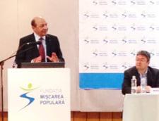 Basescu ataca politizarea institutiilor: Veti spune ca am 10 ani de mandat, dar nu a depins de mine