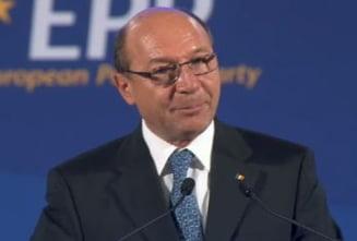 Basescu ataca populismul pervers. Solutia: Statele Unite ale Europei