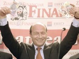 Basescu avea mai multi bani la CEC decat Ceausescu, la Revolutie