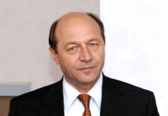 """Basescu catre Liiceanu: """"Am vrut sa spun ca scoala scoate tampiti"""""""