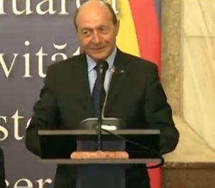 Basescu cere ancheta imediata privind terenul cumparat de fiica sa, la Nana