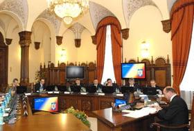 Basescu da mana libera MAI sa intervina in forta - toleranta zero in cazul incalcarii legii