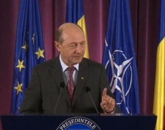 Basescu despre Consiliul European: Ma intrebau daca ne-am hotarat sa iesim din UE
