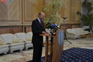 Basescu despre obtinerea cetateniei moldovenesti: Sunt multumit. Nu am planuri politice acolo