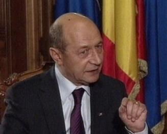 Basescu despre razboiul din Libia: Cand NATO va lua o decizie, Romania va fi acolo (Video)