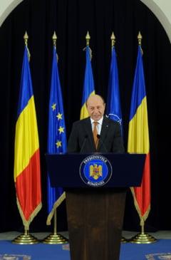 Basescu explica de ce nu va accepta noul guvern fara alt program de guvernare (Video)