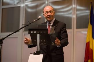 Basescu face apel la Opozitie: Sa ne unim pentru a preveni dezastrul ce se prefigureaza prin programul lui Dragnea
