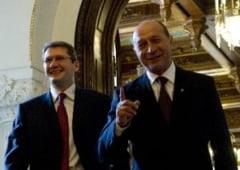 Basescu face apel la Parlament sa se pronunte asupra Cabinetului Negoita