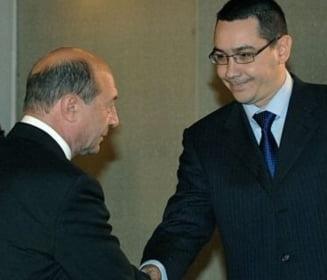 Basescu face consultari pentru numirea premierului dupa publicarea rezultatelor in MO