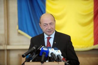 Basescu face declaratii la 14.30 - ce crezi ca va spune?