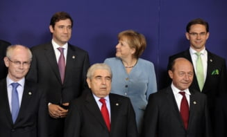 Basescu face glume cu ziaristii pe seama conflictului cu Ponta