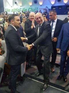 Basescu ii cere lui Boc sa faca loc altui primar mai bun: Hai sa stam amandoi un mandat
