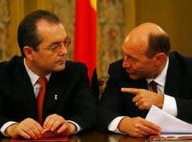 Basescu ii da lui Boc, dar nu-i baga in traista (Opinii)
