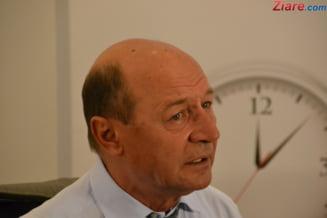 Basescu ii ia apararea lui Ponta in fata DNA: Ma ingrijoreaza usurinta cu care poti forta caderea unui guvern (Video)