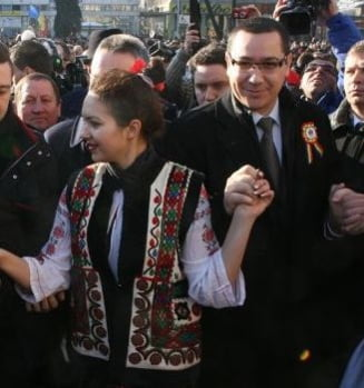 Basescu ii raspunde lui Ponta: Ce cauta la Ziua Unirii, ca nu l-am vazut in suita lui Cuza?