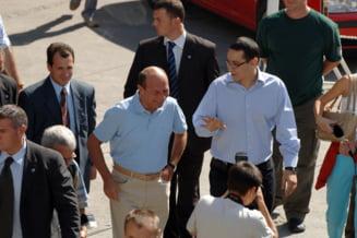 Basescu il apara pe jupanul Ponta: Toti suntem prieteni, toti ne facem plati la restaurant (Video)