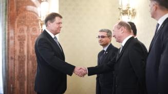 Basescu il contrazice pe Iohannis: Declaratia de la Roma a stabilit o Uniune cu mai multe viteze. Li se spune ritmuri