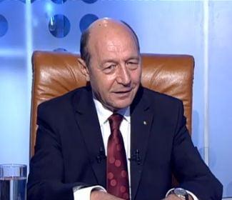 Basescu il lauda pe Ponta si la TVR: L-am apreciat, putea sa strice tot (Video)