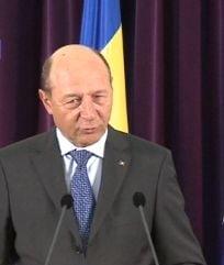 Basescu il trimite pe Ponta la Consiliul European: Nu sunt binevoitor, e un semn de incredere (Video)