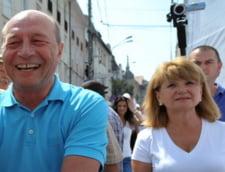 Basescu isi petrece minivacanta de Rusalii pe litoral