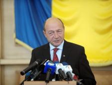 Basescu isi petrece weekend-ul la Predeal