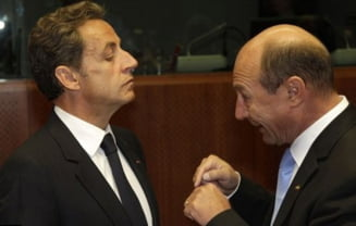 Basescu l-a enervat pe Sarkozy, la summit-ul extraordinar privind Libia