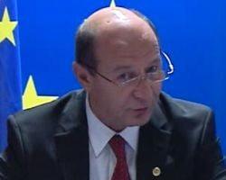 Basescu la Bruxelles: Criza economica nu ne va ierta, daca nu suntem prudenti