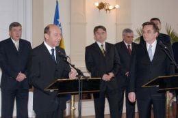 Basescu la Sarajevo: Nu ratati sansa parteneriatului cu UE si NATO