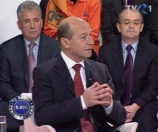 Basescu la TVR: Voi convoca partidele la consultari pentru buget