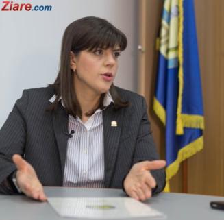 Basescu lanseaza atacuri fara precedent la adresa Codrutei Kovesi si apara Legile Justitiei date de PSD