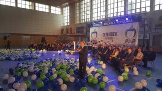 Basescu lui Blaga: Candideaza si iti voi da o bataie electorala sora cu moartea ! (Video)
