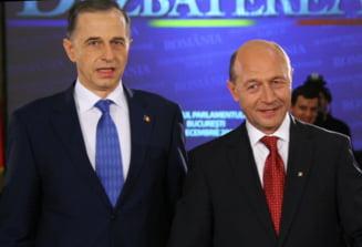 Basescu marinimosul vs. Geoana prostanacul rau