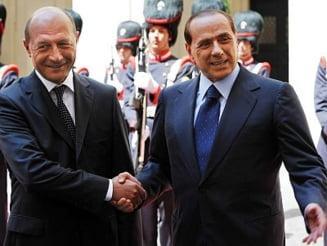 Basescu merge la Roma, la ceremoniile de Ziua Nationala a Italiei