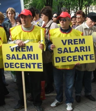 Basescu nu i-a convins pe sindicalisti: fac greva generala
