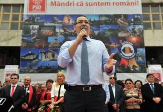 Basescu nu-l vrea la Cotroceni, Ponta ii raspunde: De ce ti-e frica nu scapi!