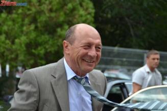 Basescu nu mai vrea pe margine: Anuntul facut despre viata sa politica