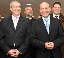 Basescu nu mai vrea sa-l acopere pe Tariceanu