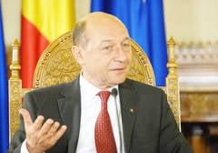 """Basescu nu merge la Realitatea TV si Antena 3 pentru a nu legitima """"oameni cu agende politice ostile"""""""