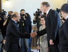 Basescu nu va accepta marirea salariilor daca va fi afectat deficitul structural