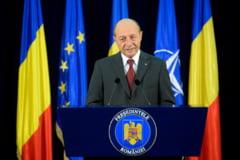 Basescu nu vrea ministrii lui Ponta si face glume cu calul biped