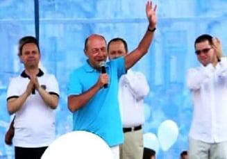 Basescu o sustine pe Udrea la prezidentiale: Reactiile fostilor sai colaboratori