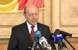 Basescu pleaca la Consiliul European: Noi sanctiuni pentru Rusia (Video)