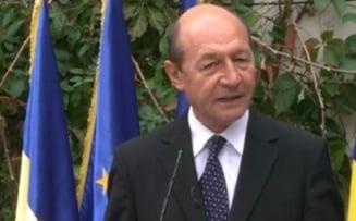 Basescu revine in politica: Nu am infrant sistemul, doar l-am ingenuncheat. S-a ridicat iar in picioare