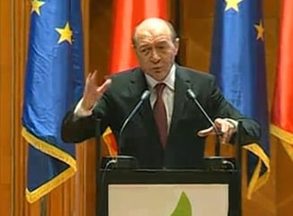 Basescu revine in politica: Vreau sa fiu partenerul PMP - cum si-a aparat mandatele de la Cotroceni (Video)