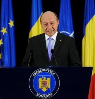 Basescu saluta respingerea amnistiei: Parlamentarii au inteles ca nu ei sunt stapanii legii