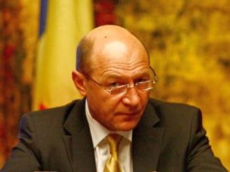 Basescu scrie Parlamentului: Legea amnistierii afecteaza increderea in justitie